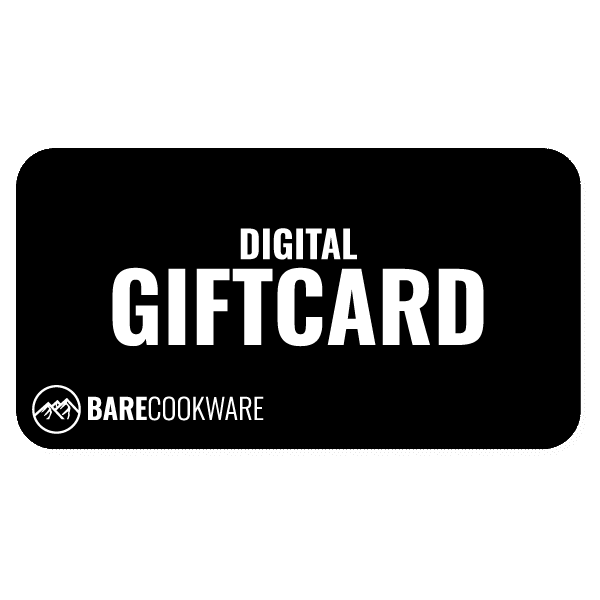 BARE cookware digital giftcard